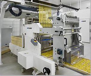 ligne de production pâtes