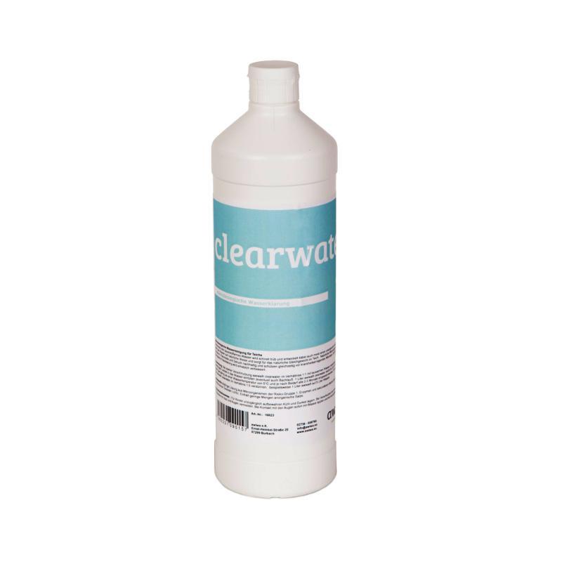 clearwater – mikrobiologischer Teichreiniger - Balkon und Garten