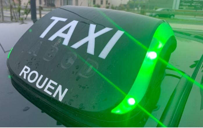 Taxi Rouen Tesla - Taxi Rouen Aeroport