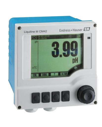 Transmetteur monovoie Liquiline M CM42 - Analyse Transmetteur monovoie Liquiline M CM42