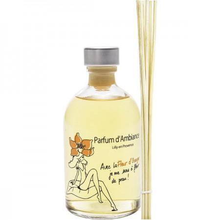 Parfum d'ambiance - Diffuseur d'ambiance Fleur d'Oranger 100ml