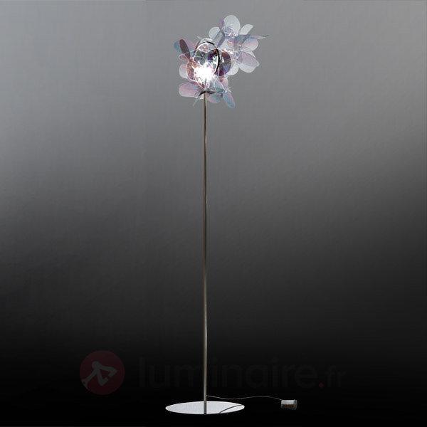 Lampadaire MILLE BOLLE - jeu de lumière chatoyant - Lampadaires design