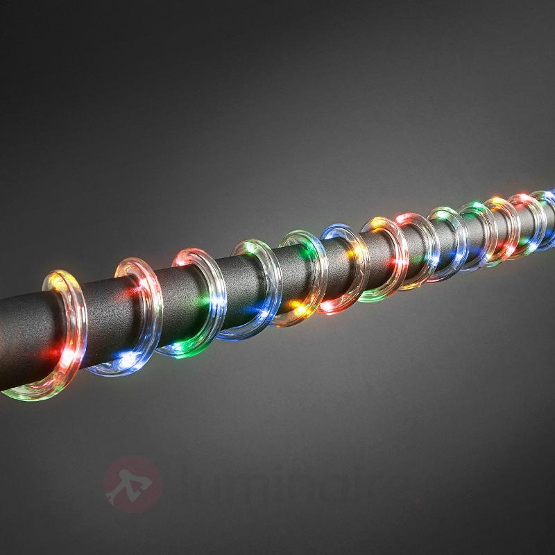 Tube lumineux LED d'extérieur 9 m 144 lampes - Tubes lumineux