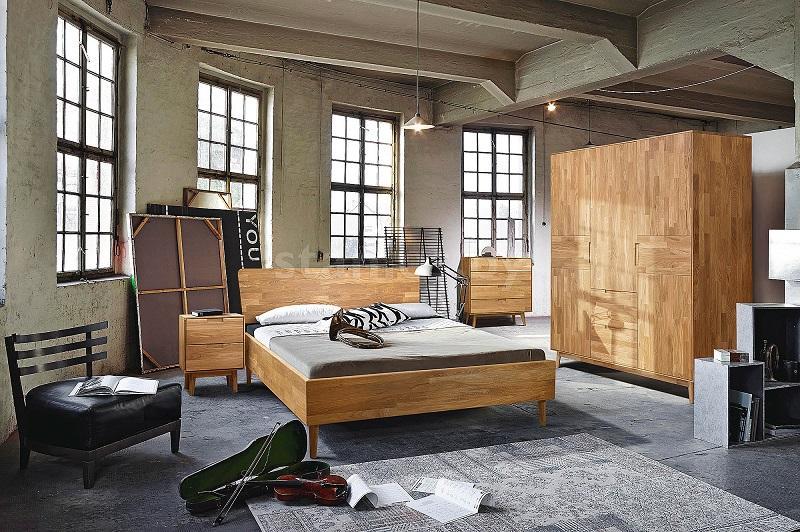 Коллекция мебели для спальни «Сканди» -