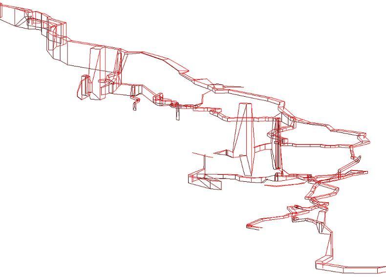 Topographie 2D et/ou 3D de cavité