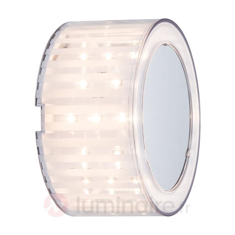 Applique LED DecoBeam avec 2 diffuseurs - Appliques LED