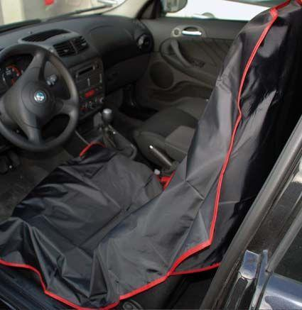 Nylon seat cover - null