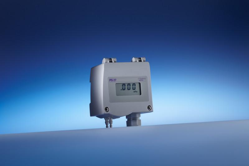 Differential pressure transmitter PS 27 - Compact differential pressure transmitter for basic applications