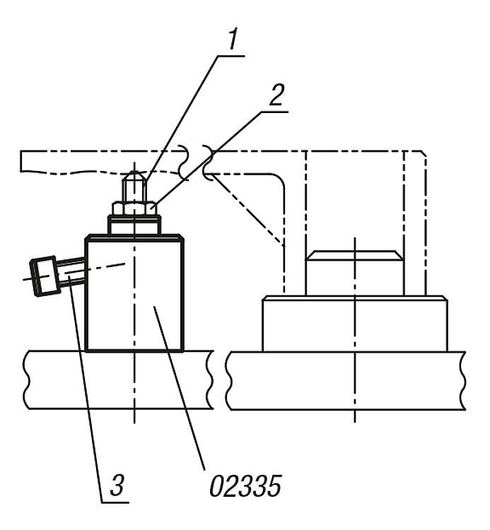 Workpiece Support Cylinders - Support elements