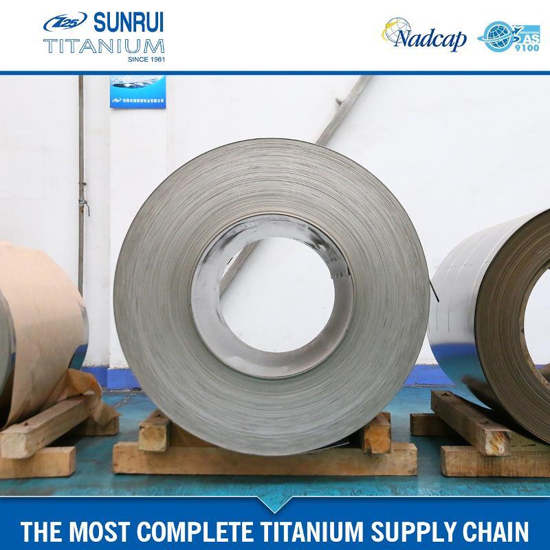 Titanium Coil - BD76-2