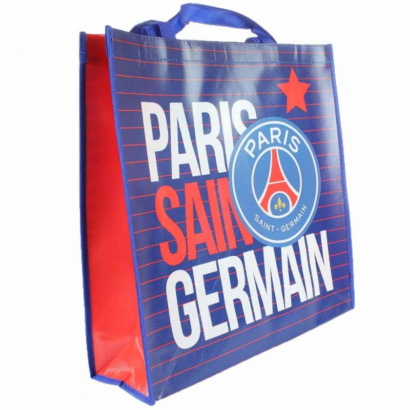 24x Sacs shopping Paris Saint Germain 38x38x12 - Sac et Sac à dos