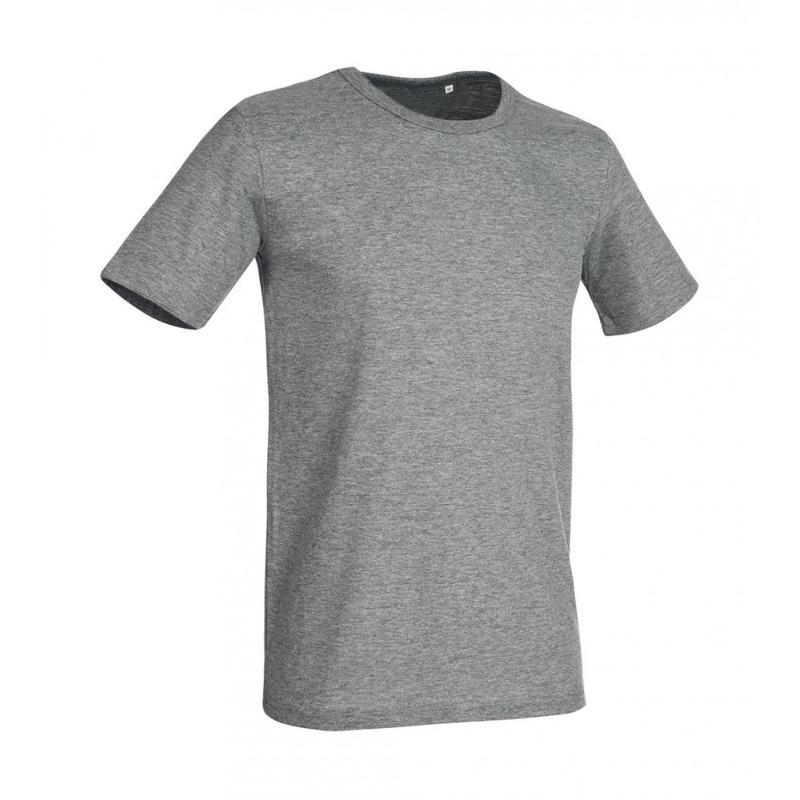 Tee-shirt homme ras de cou Morgan - Manches courtes