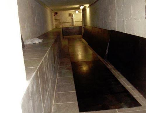 Citerne en cave Liège -