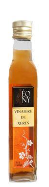 Vinaigre de vin xérès Biologique  - 7 % d'acidité LEONY