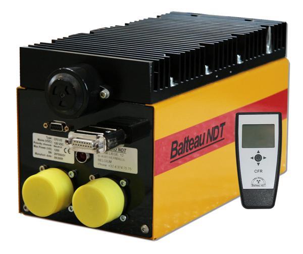 CF3 + CFR Baltospot - Portable generators