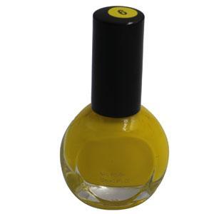 Cosmetics - 6# yellow color nail