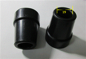 rubber ferrule - 22mm rubber chair tips 22mm rubber ferrule 22mm rubber feet