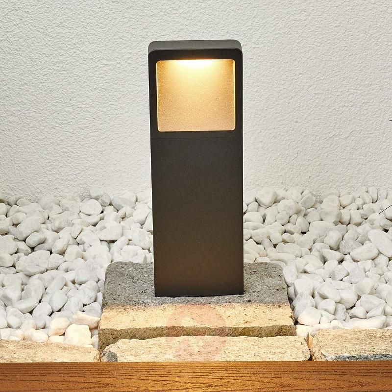 Modern Leya LED pillar light - Pillar Lights