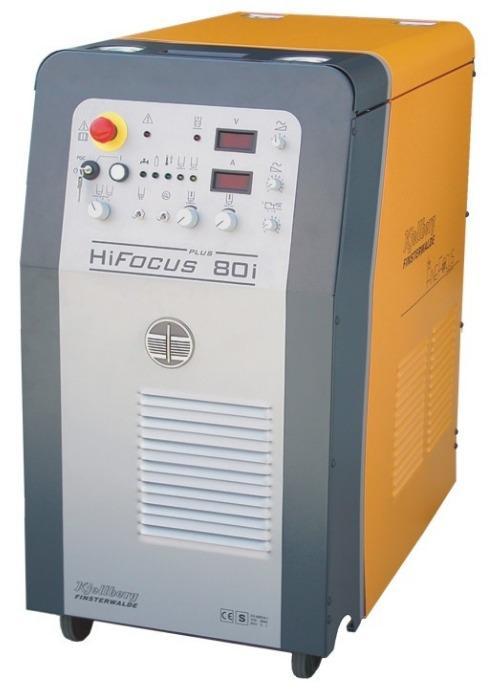 HiFocus 80i - CNC-Plasmastromquelle - HiFocus 80i