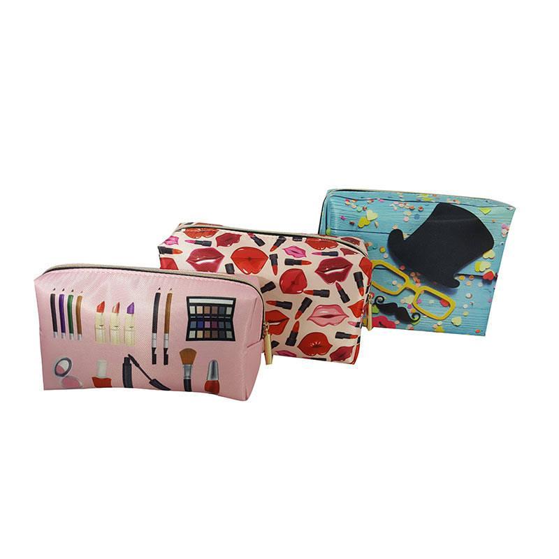 Fabric Cosmetic Bag - RPPO-029