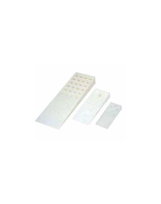 CALE STANDARD BLANCHE 10cm - CALES A DEMOULER, MAILLET