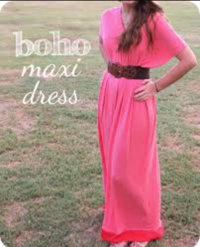 Long Boho Maxi Dresses in Crepe - Manufacturer | Exporter | Wholesale Suppliers
