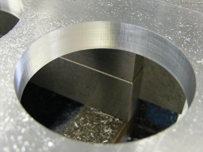 Aluminium Fräsen - null
