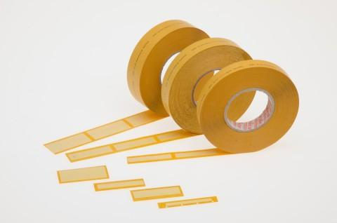 Connectors for 12, 16, 24 mm SMD Tapes, not ESD - SMD Tape Connectors made from Steierform 87-12502
