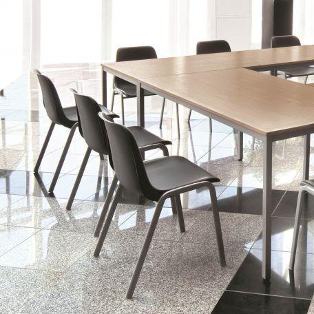 Tables De Réunion Meet Polyvalente - Tables De Collectivités