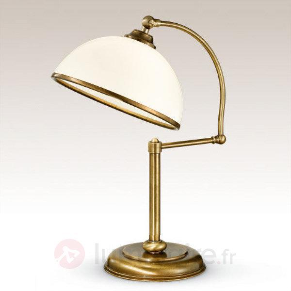 Lampe à poser réglable La Botte - Lampes à poser classiques, antiques