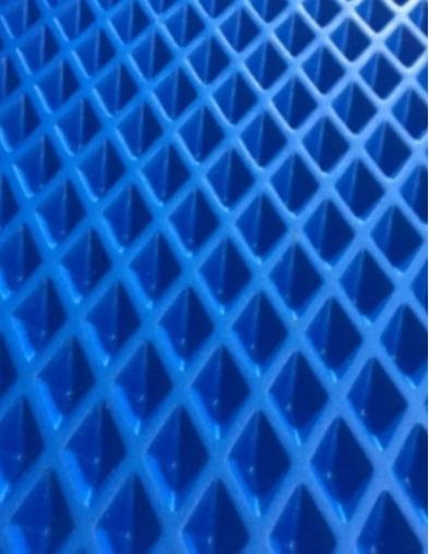 EVA-sheets for auto carpets - (2000 * 1200 mm)