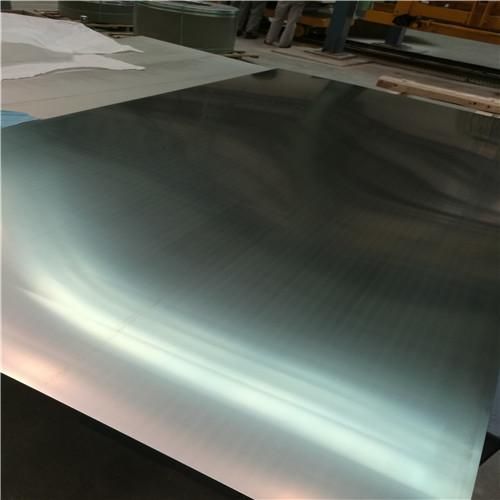 titanium sheet - Grade 2, cold rolled, thickness 2.0mm
