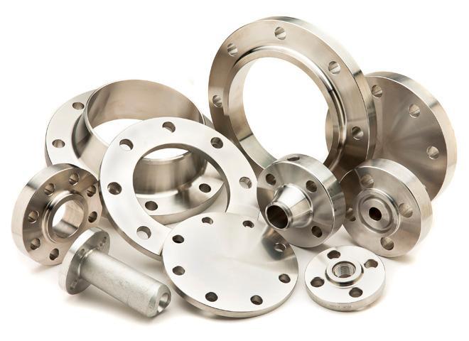 Titanium Flange - Titanium Grade 2 Flanges Manufacturers, Exporters & Suppliers