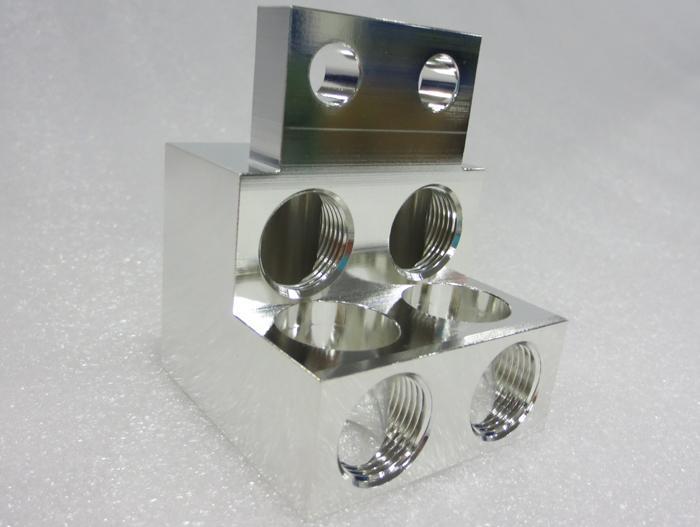CNC manufacturers Aluminum parts - null
