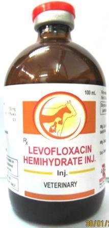 Veterinary Levofloxacin Injection  - Veterinary Levofloxacin Injection