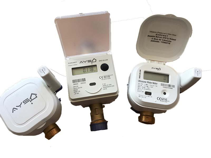 AYSU SNZ-XX-UW SERIES - ULTRASONIC WATER METER FOR DOMESTIC USE