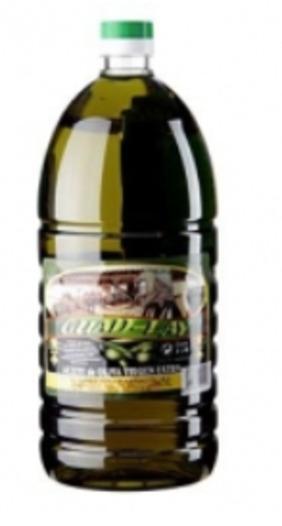 Olivenöl Virgen extra, 5 Liter (4 Flaschen im Karton) - null