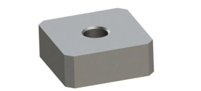 Rotormesser 80x80x35 mm für WEIMA® Shredder und... - null