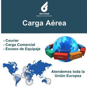 Transporte Internacional Aéreo - Servicio desde España a todo el mundo