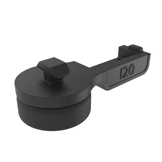 T-slot feet for aluminium profiles - Protection the floor and spacers e.g. transport of profiles/frames
