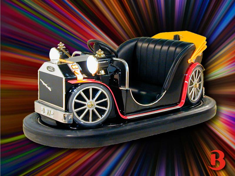 Old Time - Bumper Cars Adult