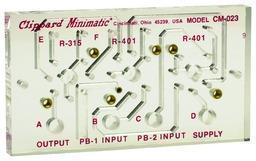 Pneumatic Circuit Boards - CM-023 - null