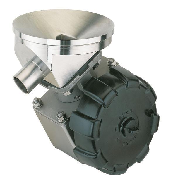 GEMÜ B600 - Válvulas de salida y de fondo de tanque