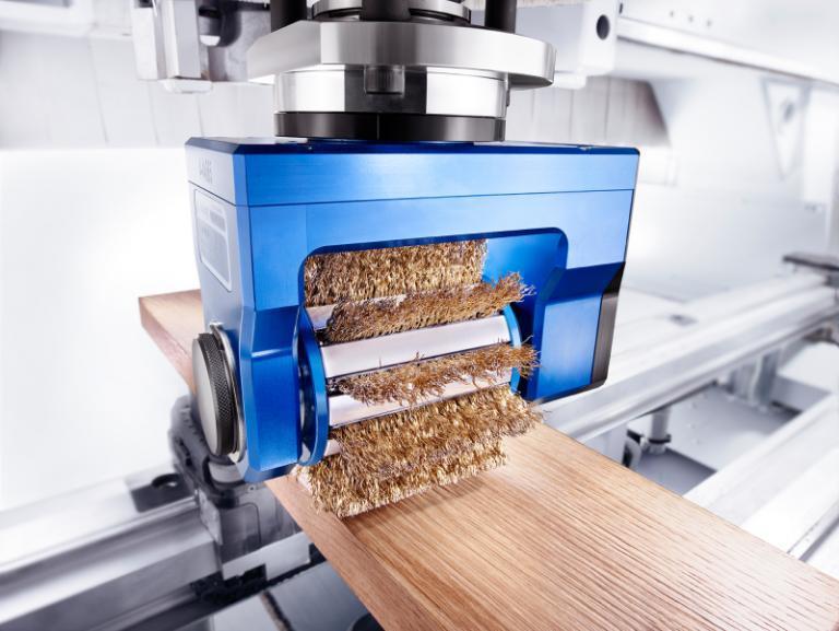 Hobelwellenaggregat MOULDER C - CNC Aggregat zur Bearbeitung von Holz, Verbundwerkstoff und Aluminium