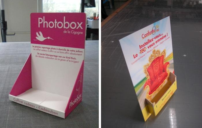Display - display carton promotion promotionnel