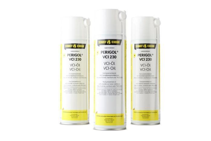 Perigol VCI 230 - Spray de aceite anticorrosión 500ml
