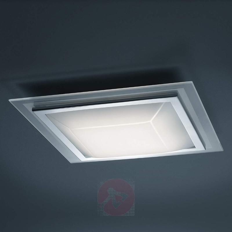 Modern LED ceiling light Pyramid - Ceiling Lights