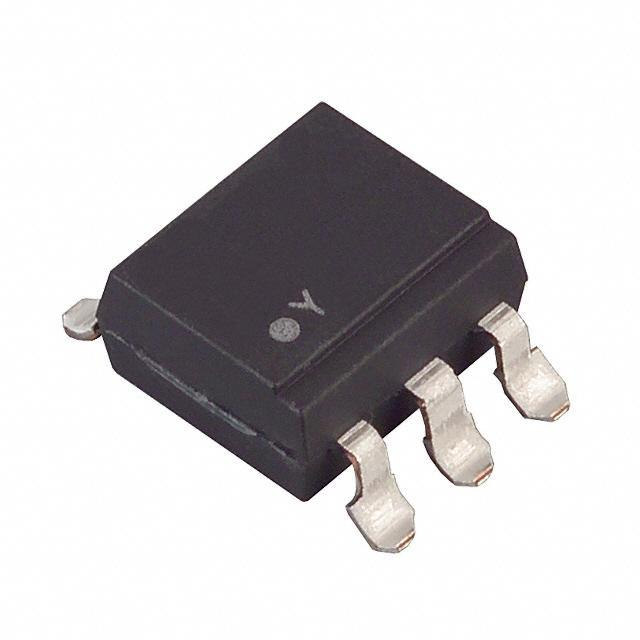 OPTOISOLATOR 5KV TRIAC 6SMD - Lite-On Inc. MOC3023S-TA1