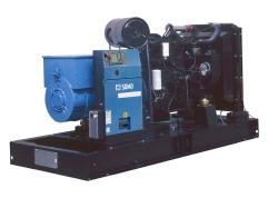 Groupes industriels standard - D300U