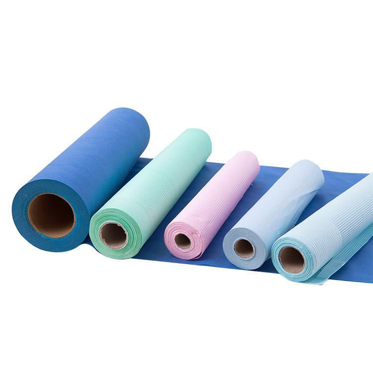 Medical Couch roll(Examination Roll) - 50cmx50m or customed with perforation as per clients request